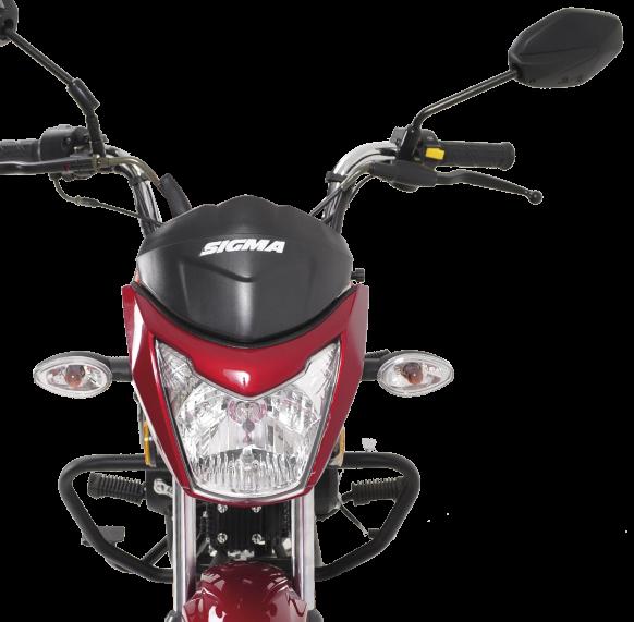 100T - Motos | SIGMA Motos